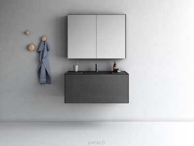 Mobilier salle de bain FIORA® Bloc collection