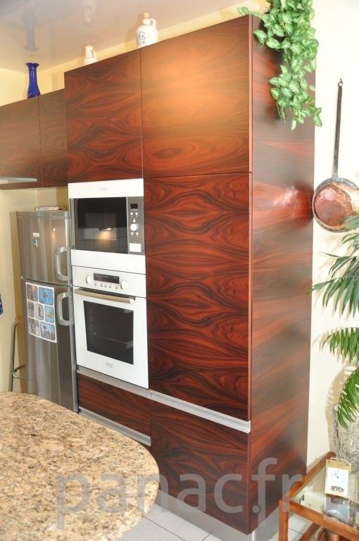 Meubles de cuisine en placage en bois naturel - Meubles en bois naturel ...