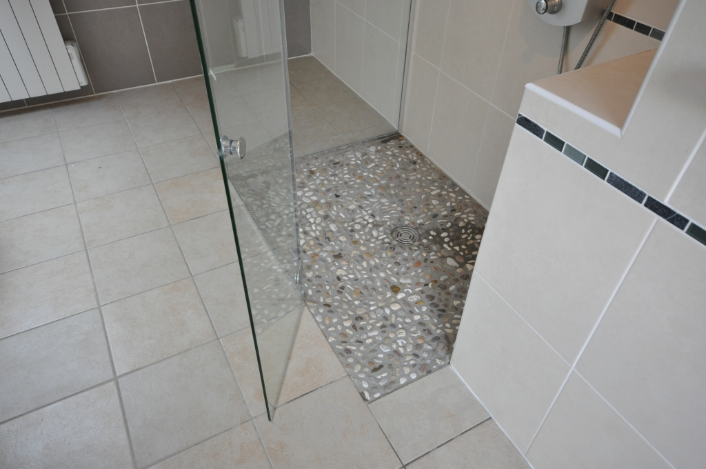 Portes de douche sur mesure id e inspirante pour la conception - Castorama paroi de douche ...