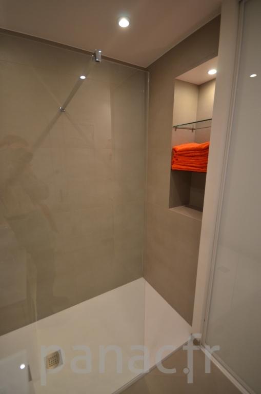 Portes de douche sur mesure id e inspirante pour la conception - Parois de douche castorama ...
