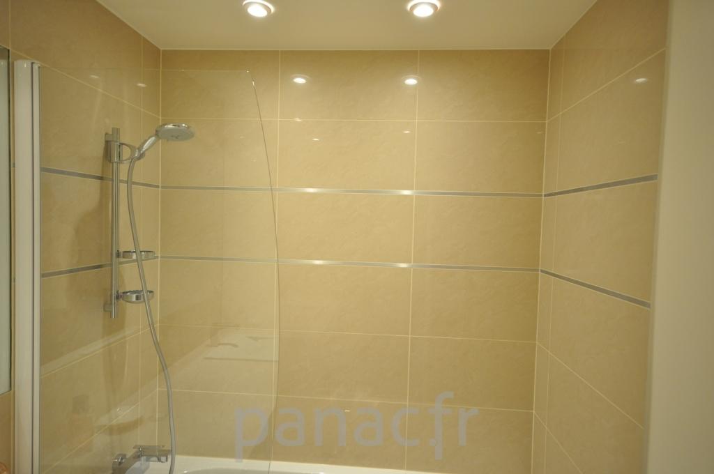 Portes de douche sur mesure id e inspirante for Porte de douche sur mesure castorama