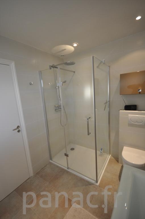 Paroi et porte de douche sur mesure livraison paris et ile - Porte de douche sur mesure castorama ...