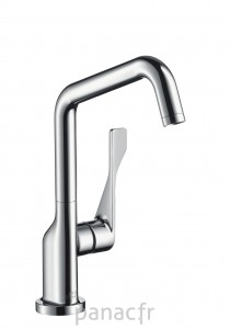 Hansgrohe® mitigeurs Axor Citterio swivel spout
