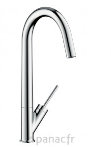 Hansgrohe® mitigeurs Axor Starck swivel spout