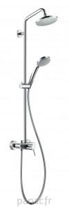 Hansgrohe® colonne de douche Showerpipe Croma 100