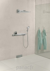 Hansgrohe® RainmakerSelect 460, ShowerTablet Select 700 thermostatic