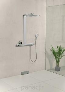Hansgrohe® Rainmaker Select 460 - 3jet Showerpipe EcoSmart
