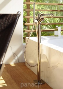 Hansgrohe® Axor Citterio E Bathtub Mixer Red Gold
