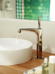 Hansgrohe® Axor Citterio E Washbasin Mixer Red Gold
