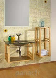 Salle de bain moderne, salle de bain design