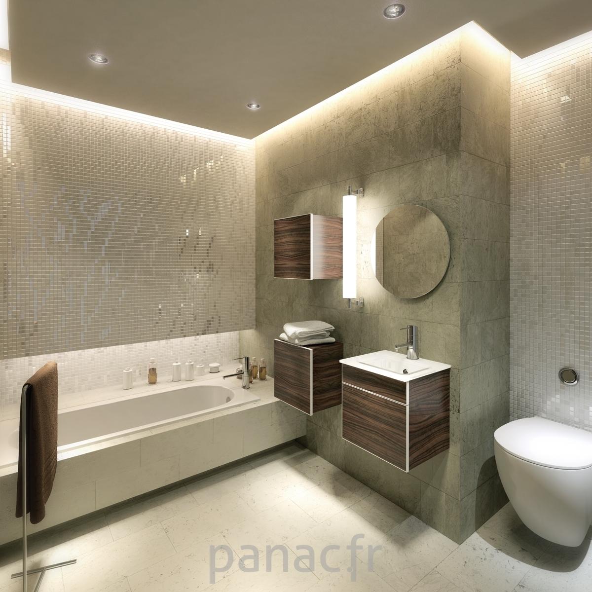 Salle de bain moderne salle de bain design - Salle de bain design moderne ...