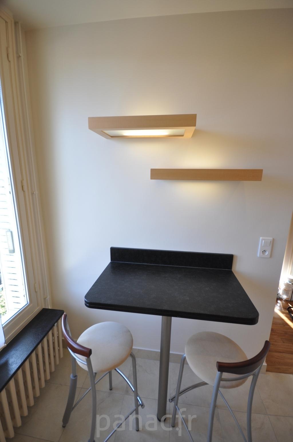 Tables et bureau sur mesure for Article bureau