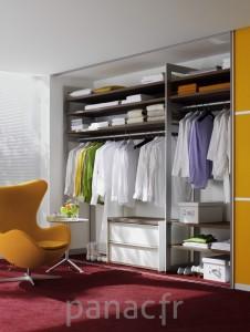 Personnalisez et optimisez votre dressing