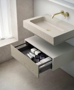 Mobilier salle de bain FIORA® Making collection