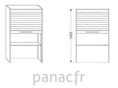 Armoire de cuisine V-45/1452 Z