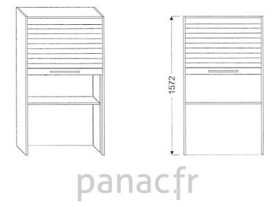 Armoire de cuisine V-90/1572 Z