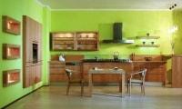 Cuisine écologique en bois