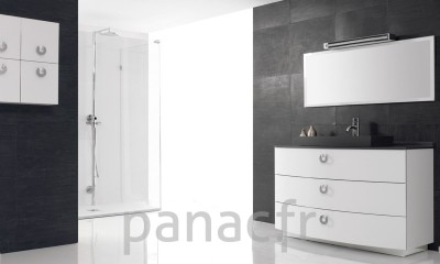 Mobilier salle de bain FIORA® Fussion collection