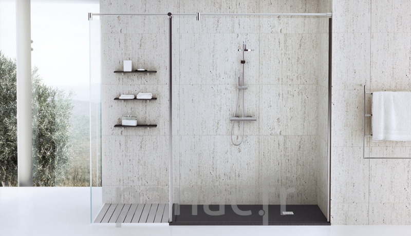 douche l 39 italienne. Black Bedroom Furniture Sets. Home Design Ideas